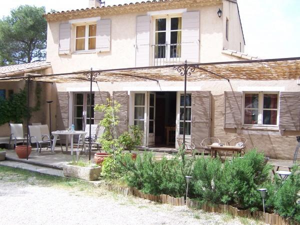 Tonnelle Provençale