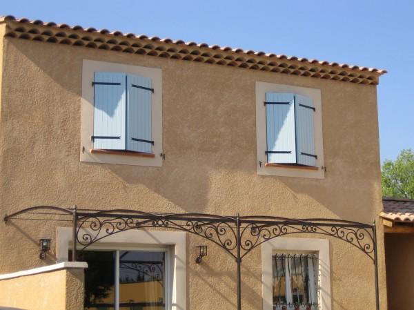 Tonnelle Saint rèmy de Provence installé à Boulbon