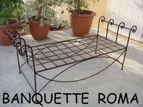 Banquette Roma
