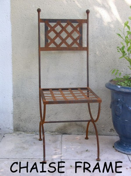 Chaise Frame